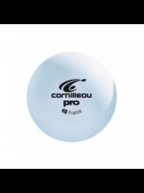 Cornilleau Pro White Table Tennis Balls (Box Of 6)