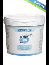 Bodylab Whey 100 Extra Pure - 2000 Gram