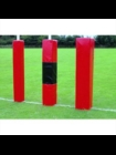 Harrod Padding For 6M Steel Rugby Posts - Full Set