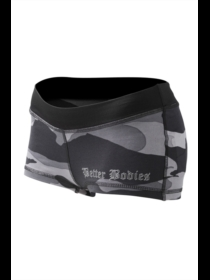 Betterbodies Hotpants Grey Camo