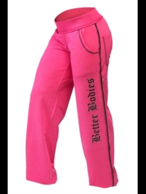 Better Bodies Baggy Soft Pant Hot Pink