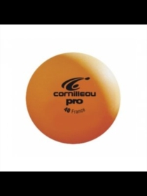 Cornilleau Pro Orange Table Tennis Balls (Box Of 6)