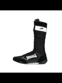 Lonsdale Jab Black Junior Boxing Boot