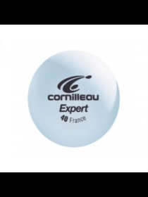 Cornilleau Expert White Table Tennis Balls (Box Of 6)