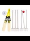 Gunn & Moore Hero Dxm Pro Plastic Cricket Set