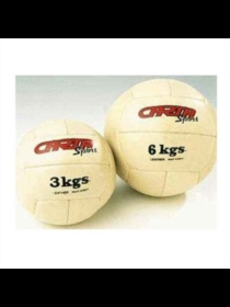 Carta Sports 5.0 Kg Leather Medicine Ball
