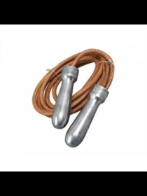 Lonsdale Leather Rope With Metal Handle