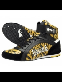Lonsdale Tiger Adult Boxing Boots