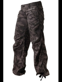 Better Bodies Camo Loose Wind Pant