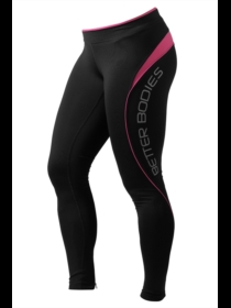 Better Bodies Hot Pink Fitness Long Tights