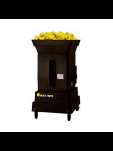 tennis tower competitor machine